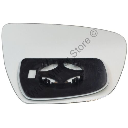 Right side for Nissan Qashqai 2014-2018 wing door mirror glass