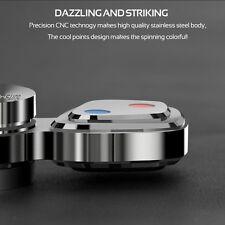 Apsung Metal EDC Fidget Hand Spinner, Stainless Steel Tri-spinner, ADHD Fidget 6