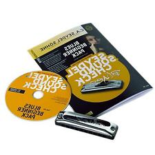 LEARN BLUES HARMONICA! Seydel Blues Beginner Pack Harp, CD, Booklet SHIPS FREE!