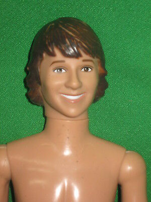 MALE FRIEND OF HANNA MONTANA -OLIVER -NUDE DOLL FOR OOAK