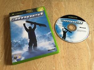 Amped-Freestyle-Snowboarding-Microsoft-XBOX-Original-Game