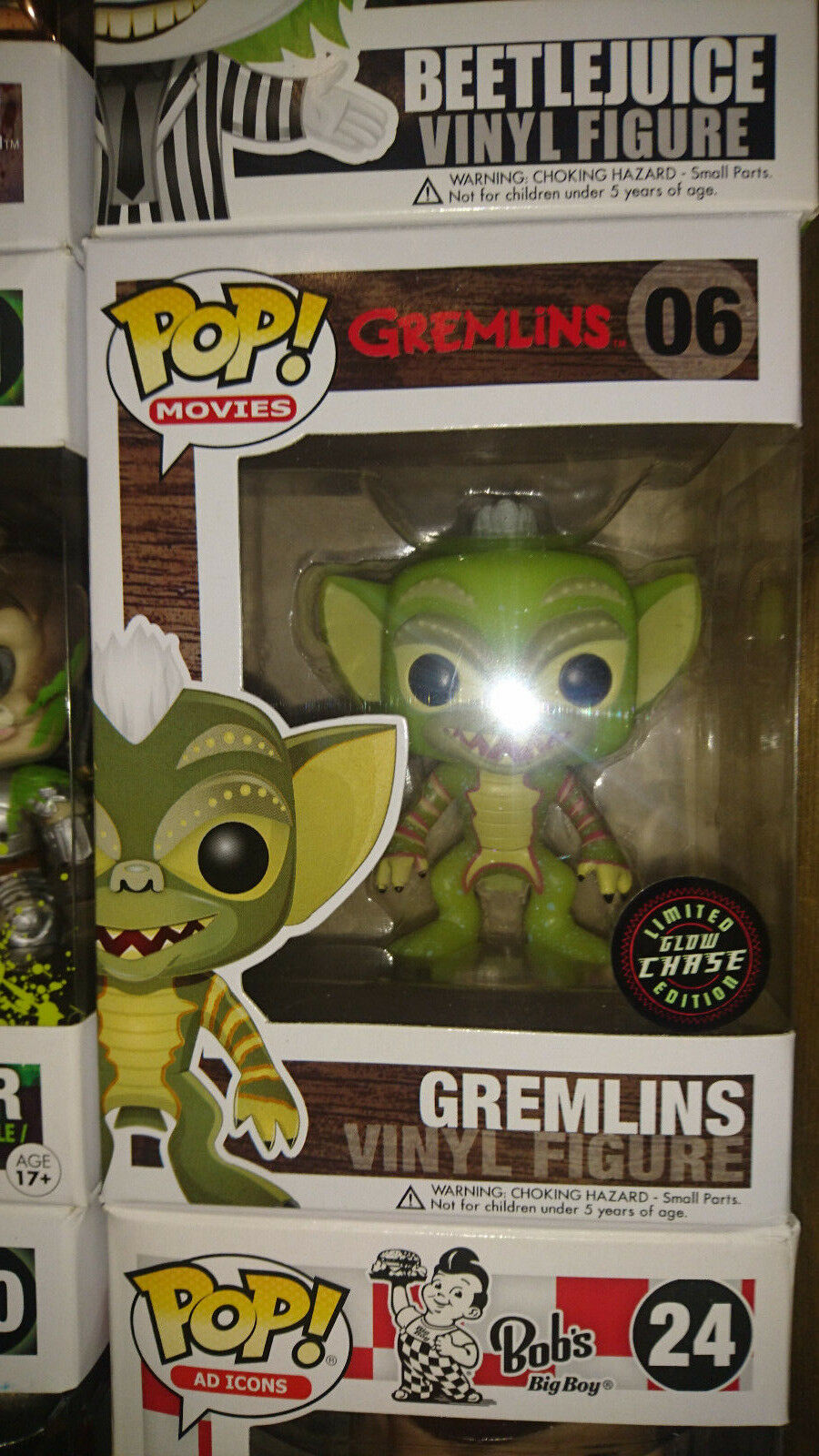 FUNKO POP    Movies - Gremlins  06 - Chase d15522