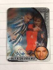 CARD ALEX DEL PIERO Juventus Calcio e motion n. 11 2003 2004 Yoga