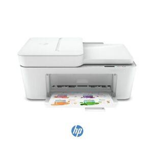 Impresora Multifunción WIFI HP Deskjet Plus 4120 y Fax