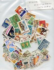 STAMP TIMBRE COLONIES FRANCAISES  LOT NIGER 103 TIMBRES COTE 117 €