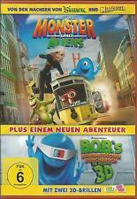 Monster und Aliens (inkl. 2 X 3-D Brillen) / DVD #9469