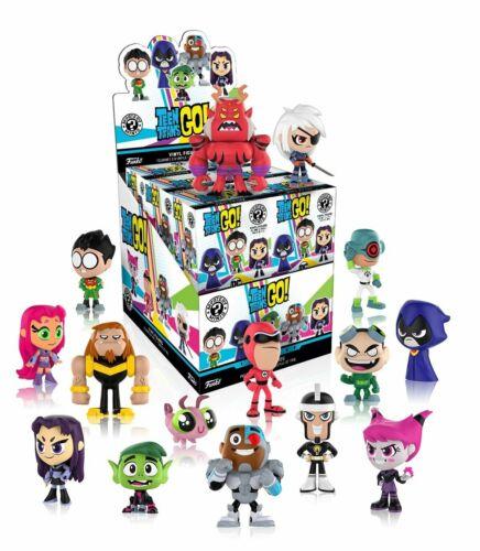 Mistero Mini Teen Titans Go 12 Piece Pdq Funko 01391