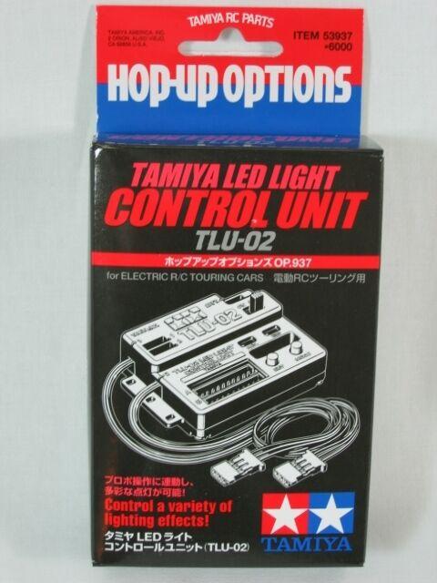Tamiya R C COCHE TLU-02 unidad de control de luz LED 1 10 Drift Touring 4WD