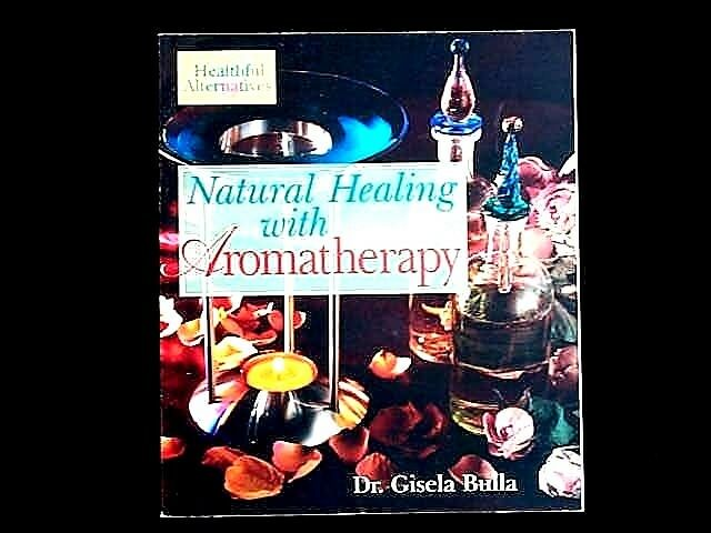 Natural Healing with Aromatherapy by Gisela Bulla (Sterling, 1998) Paperback