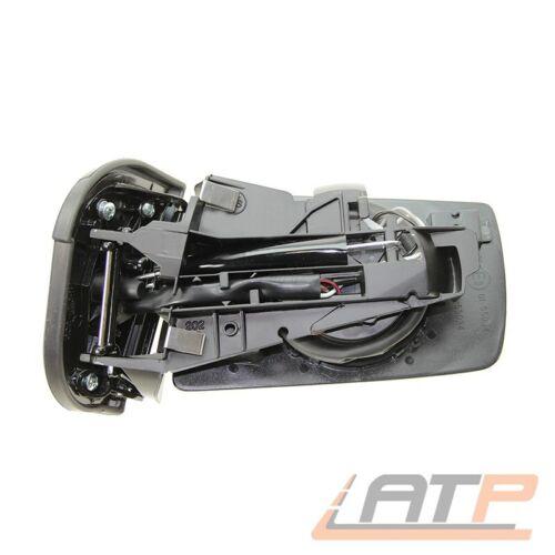 Espejo exterior derecha convexo elekt sobreesfuerzo mercedes benz clase s w140 96-99