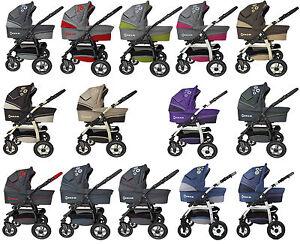 tomas kinderwagen 3in1 babyschale schwenkr der viel zubeh r megaset. Black Bedroom Furniture Sets. Home Design Ideas