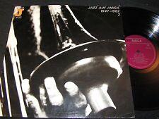 JAZZ AUF AMIGA 1947-1962 Nr.2 / DDR LP 1981 AMIGA 850853