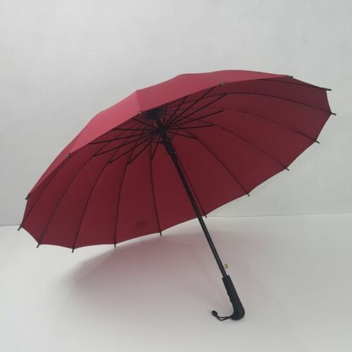 Pluie Parapluie automatique pliant Wind Résistant Auto gros bouton d/'ouverture parasol