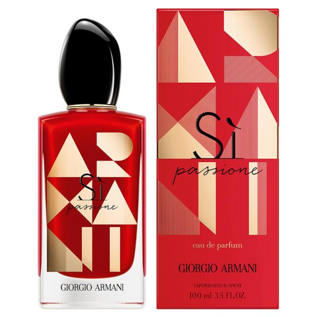 Giorgio Armani Si Limited Edition 3.4oz Women's Eau de Parfum