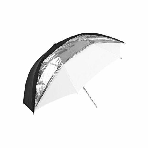 Umbrella GODOX UB-006 black silver white Dual Duty  84cm