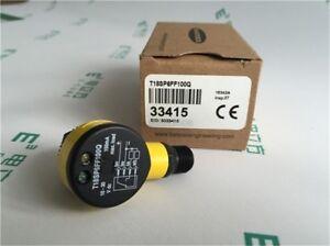 1-Pc-Banner-T18SP6FF100Q-Sensor-Neu-zw