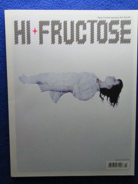~~ HI-FRUCTOSE VOL. 24  2012 ~ CONTEMPORARY ART MAGAZINE ~~