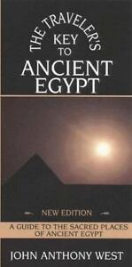 The travelers key to ancient egypt a guide to the sacred places stock photo fandeluxe Gallery