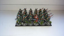 28mm painted figures ECW/TYW.  Firelock Storming Party (24 shooters)