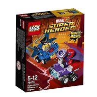 LEGO Marvel Super Heroes 76073 Mighty Micros Wolverine verses Magneto NEUHEIT 17