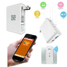300Mbps Wireless Repeater Router WiFi Network  Increasing Range Signal Extender