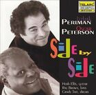 Side by Side by Itzhak Perlman/Oscar Peterson (CD, Aug-1994, Telarc Distribution)