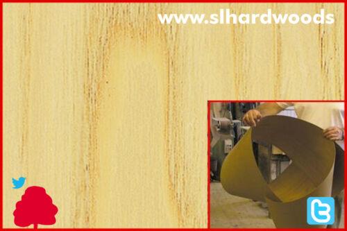Veneer Flexi Ash Real Wood 2500x1220x0.6mm