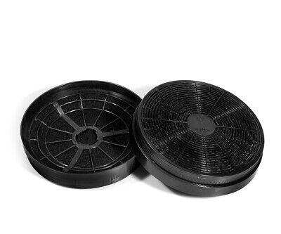 Geruchsfilter respekta MIZ 0060 N Kohlefilter im 2er Set Kohlefilter