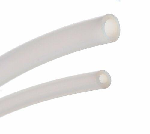 2mm ID X 3mm OD Allen Tech PTFE Teflon Tube PTFE Teflon tubing 10ft