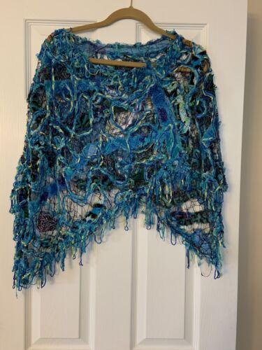 Custom Boutique Knited Shawl - image 1