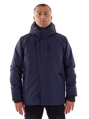 Franco Funzione Cmp Giacca Transizione Giacca Jacket Blu Scuro Vento Cappuccio Di Tenuta-mostra Il Titolo Originale