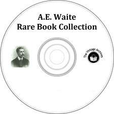 A.E. Waite Rare Book Collection on CD -   The Book of Ceremonial Magic & More