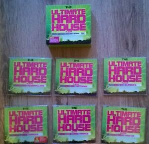 Details about The Ultimate Hard House 6 Music Dance Anthems Cds Album  Trance Ibiza DJ Mix
