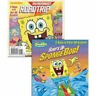Surf's Up, Spongebob!/Runaway Roadtrip by Random House (Mixed media product, 2017)
