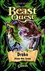 Beast Quest 23. Drako, Atem des Zorns von Adam Blade (2012, Gebundene Ausgabe)
