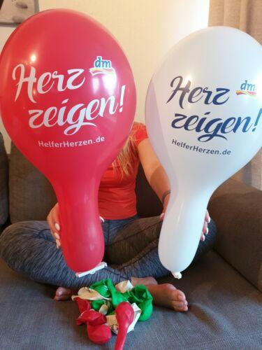 Kombiniere Dein Paket ! Looner 5er Paket Werbeluftballons ! Miss Snapback