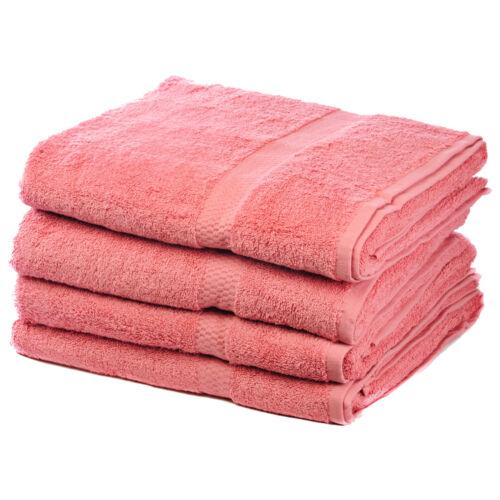 Nouvelle marque 100/% Coton Égyptien De Luxe Super Doux Peigné serviettes absorbant rapide