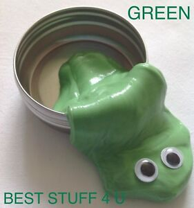 New Pastel Colours Slime Mud Plasticine Putty Play Dought Rubber Toy Kids d45