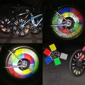 24-x-BIKE-BICYCLE-CYCLING-SPOKE-WHEEL-REFLECTOR-REFLECTIVE-STOCKING-FILLER