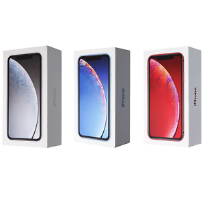 Fully Unlocked Apple iPhone XR (GSM+CDMA) AT&T T-Mobile Verizon [NEW UNUSED]
