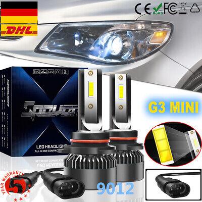 9012 Hir2 Auto Led Scheinwerfer