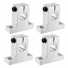 4pcs Sk8 Aluminum Linear Rod Rail Shaft Support Guide Motion For 8mm031 Di