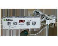 Caldera Spas Topside Control Panel 2001 Highland Series 72217