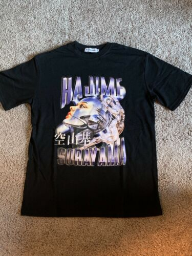 Hajime Sorayama Retro Vintage T Shirt Size M
