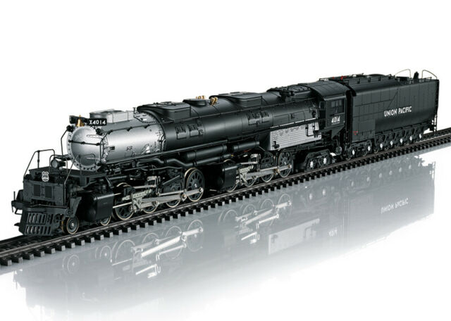 Märklin 37997, Dampflokomotive BigBoy 4014, UP, Digital + Sound, Neu und OVP, H0