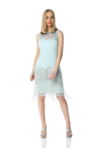 Roman Originals Womens  Embellished Flapper Dress