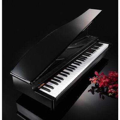 Korg Micro Pianoforte Digitale Compatta Nero Pianoforte ELETTRONICO 61 CHIAVE EMS Express FS   eBay