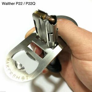 Details about MAKERSHOT 22LR Magazine Speedloader, Walther P22 P22Q Ruger  SR22 S&W M&P22