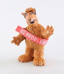 Figurine plastique Alf Alf, No problem !