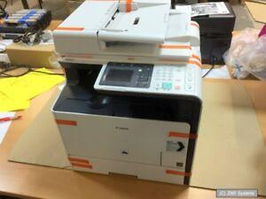 CANON-i-SENSYS-MF8540Cdn-Drucker-A4-1200x1200dpi-Duplex-FAX-NEU-OVP-LESEN